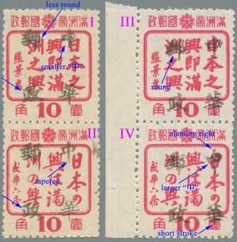Zhujiakan (朱家坎), four settings